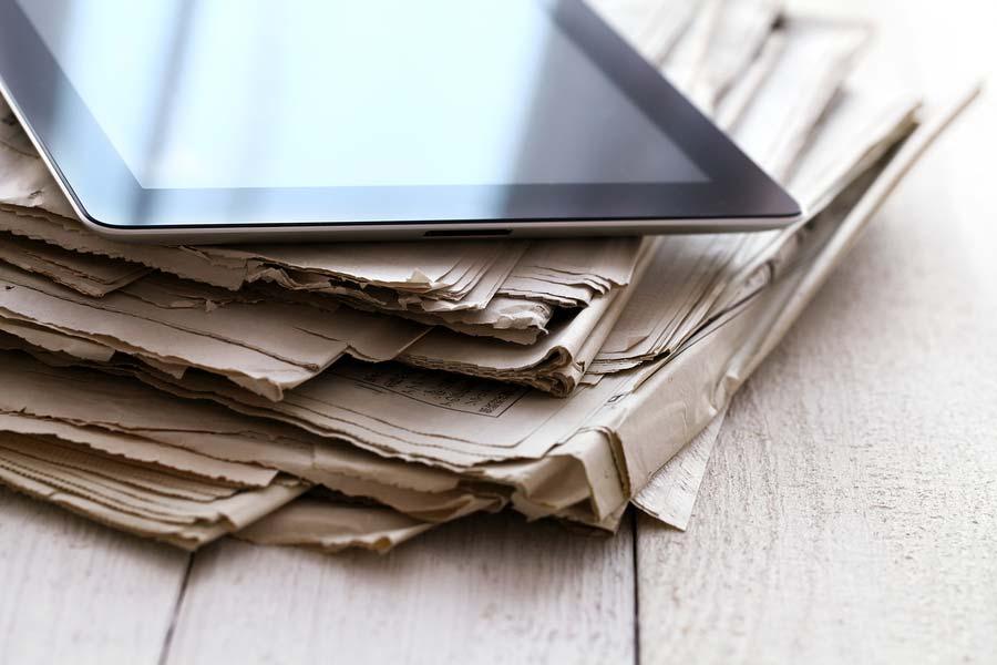 آیا تکنولوژی به یاری ناشران و نویسندگان خواهد آمد؟